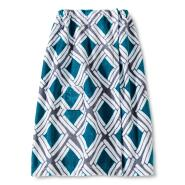 Diamond Body Wrap - Teal Blue/Gray Mist