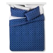 Dotted Diamond Duvet Cover Set