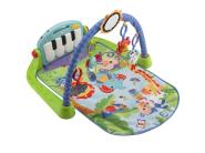 Fisher-Price Kick 'n Play Piano Gym - Green